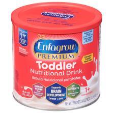 Enfagrow Toddler Next Step Milk Drink, Natural Milk Flavor, 3 (1-3 Years Old)
