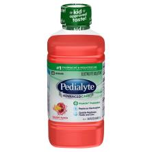 Pedialyte AdvancedCare Electrolyte Solution, Cherry Punch