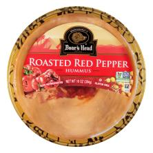 Boars Head Hummus, Roasted Red Pepper