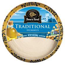 Boars Head Hummus, Traditional