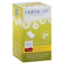 Natracare Panty Liners, Normal, Perfume Free