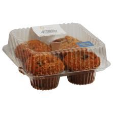 Jumbo Blueberry Muffins 4ct