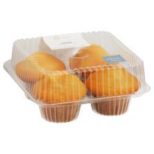 Jumbo Corn Muffins 4ct