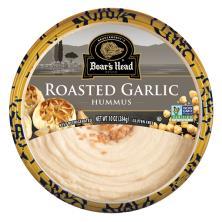 Boars Head Hummus, Roasted Garlic
