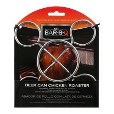 Mr Bar B Q Premium Chicken Roaster, Beer Can