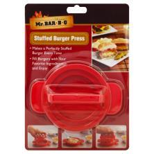 Mr Bar B Q Burger Press, Stuffed