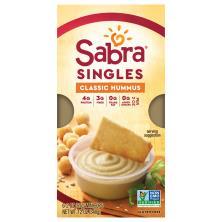 Sabra Hummus, Classic, Singles