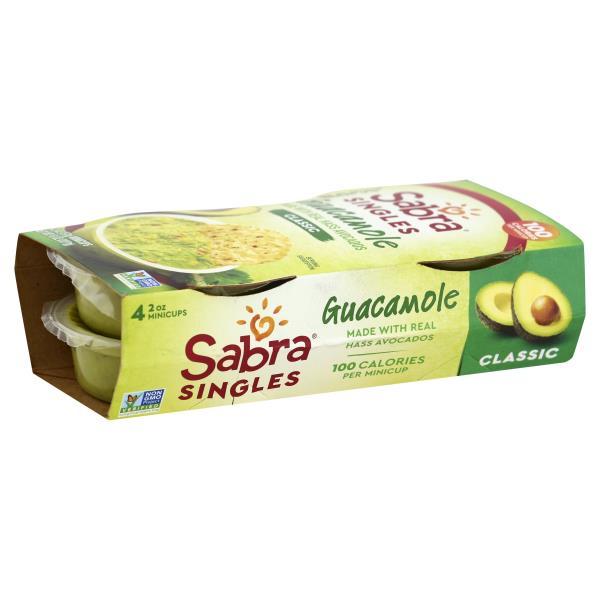 Sabra Guacamole, Classic, Singles