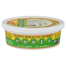 Roots Hummus, Mango Sriracha
