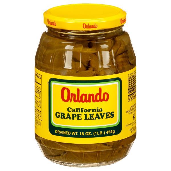 Orlando Leaves, Grape