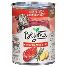Beyond Dog Food, Grain Free, Beef, Potato & Green Bean Recipe