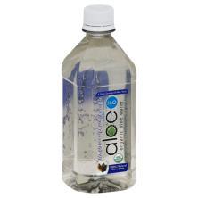 Aloe H2O Aloe Water, Organic, Blueberry-Pomegranate