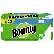 Bounty Paper Towels, Select-A-Size, Bulk, White, 2-Ply