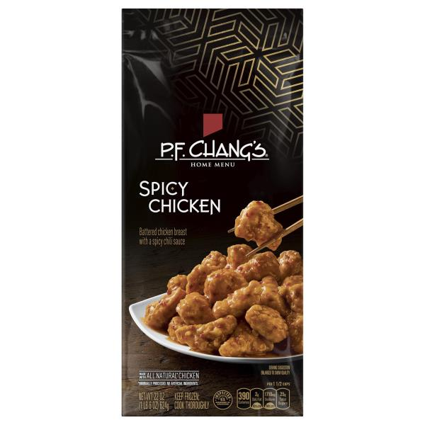 photo relating to Pf Changs Printable Menu identified as PF Changs Dwelling Menu Signature Spicy Fowl :