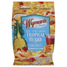 Wymans Tropical Berry, with Coconut