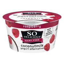 So Delicious Yogurt Alternative, Coconutmilk, Raspberry