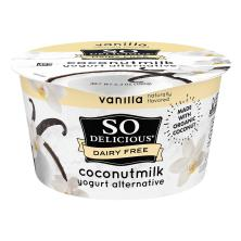 So Delicious Yogurt Alternative, Coconutmilk, Vanilla