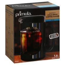 Primula Coffee Maker, Cold Brew, Burke, 1.6 Quart