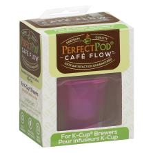 Perfect Pod Eco-Flow Coffee Filter, Reusable, Single-Serve