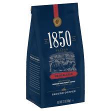 Folgers 1850 Coffee, Ground, Medium-Dark Roast, Trailblazer