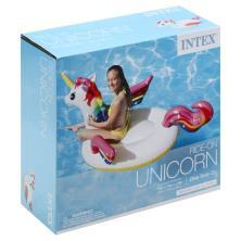 "79"" Unicorn Ride-On Inflatable"