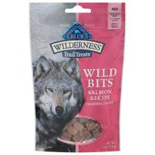 Blue Wilderness Trail Treats Training Treats, Wild Bits, Salmon Recipe