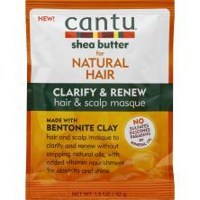 Cantu Hair & Scalp Masque, Clarify & Renew