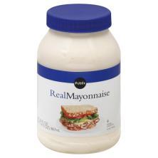 Mayonnaise and Mustard
