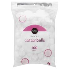 Cotton Balls and Swabs