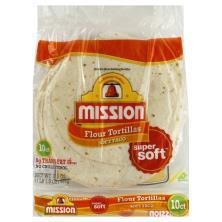 Tortillas and Pita Bread