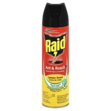 Insecticides and Traps
