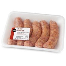 Ground Pork and Sausage