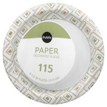 Paper Plates, Cups, Utensils, and Tableware