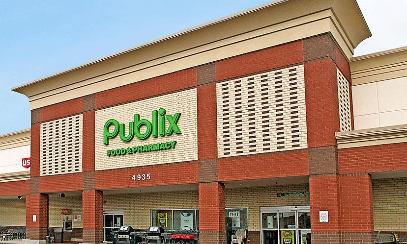 Spring Hill Village Publix Super Markets